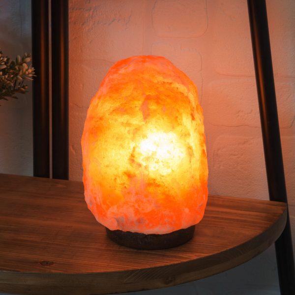 HESTIA Himalayan Rock Salt Lamp 2 - 3kg