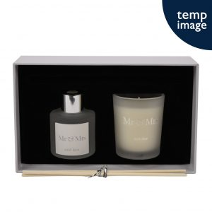 Amore Reed Diffuser & Candle Set