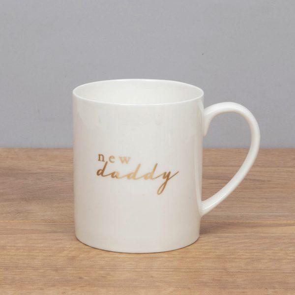 Bambino Porcelain Mug - New Daddy