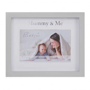 "6"" x 4"" - Bambino Mummy & Me Frame in Gift Box"