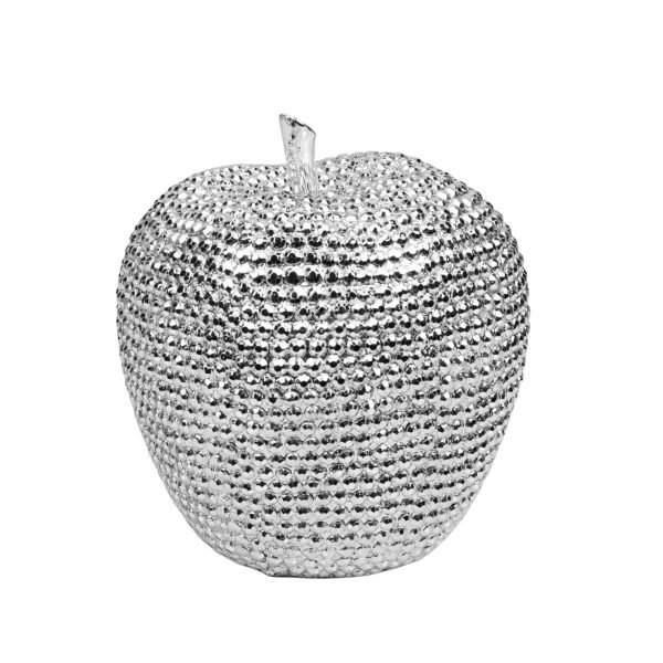 HESTIA Diamante Apple Ornament