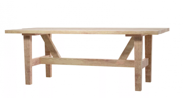 Kingsley Small Dining Table in Natural Oak