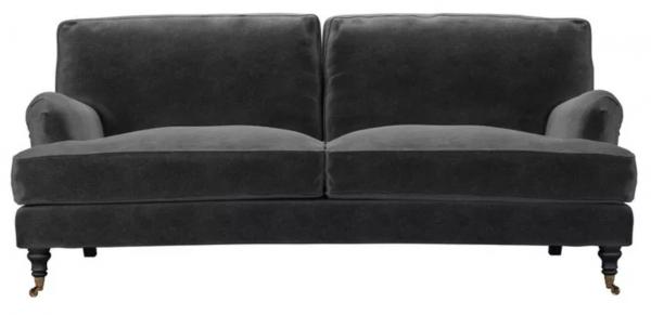 Bluebell 3 Seat Sofa in Armour Smart Velvet