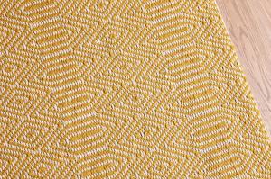 Bengal Medium Rug in Mustard