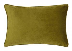 Malini Luxe Rectangle Acidgreen Cushion
