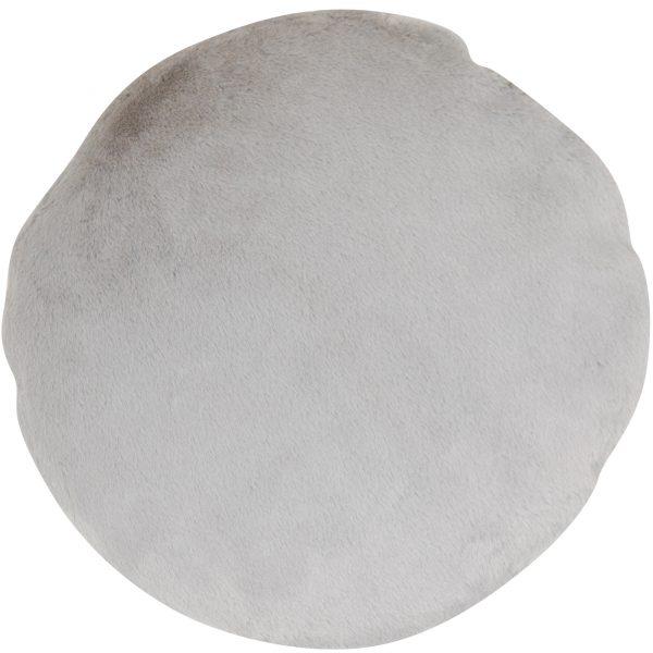 Malini Cocoon Silver Cushion